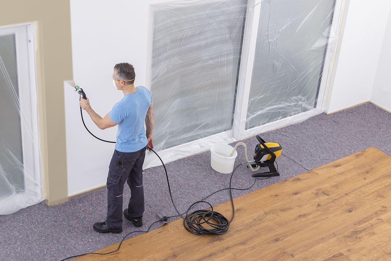 wagner hea control pro 250r pistolet peinture. Black Bedroom Furniture Sets. Home Design Ideas