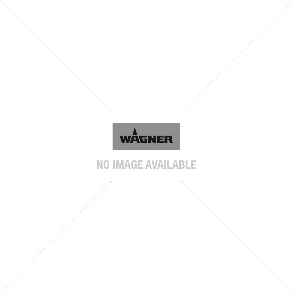 Ecrou-raccord, noir, W 990 Flexio