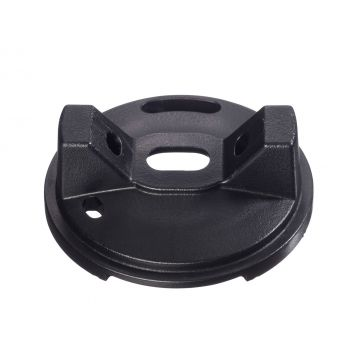 Capot d'air Wall Extra, noir